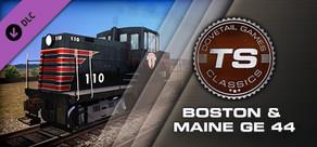 Train Simulator: Boston & Maine GE 44 Loco Add-On