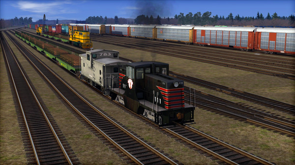 Train Simulator: Boston & Maine GE 44 Loco Add-On (DLC)