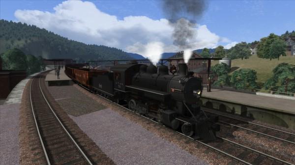 Train Simulator: AT&N Consolidation Class 280-157 Loco Add-On (DLC)
