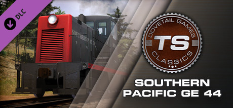 Southern Pacific GE 44 Loco Add-On