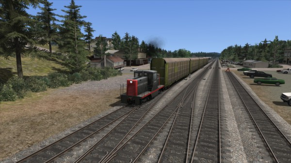 Train Simulator: Southern Pacific GE 44 Loco Add-On (DLC)