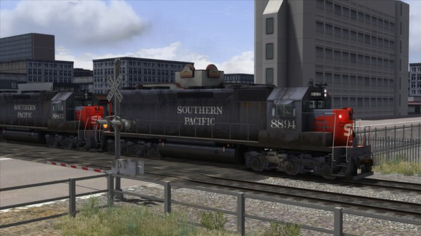 Train Simulator: Southern Pacific SD45 Loco Add-On (DLC)