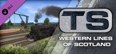 Train Simulator: Western Lines of Scotland Route Add-On