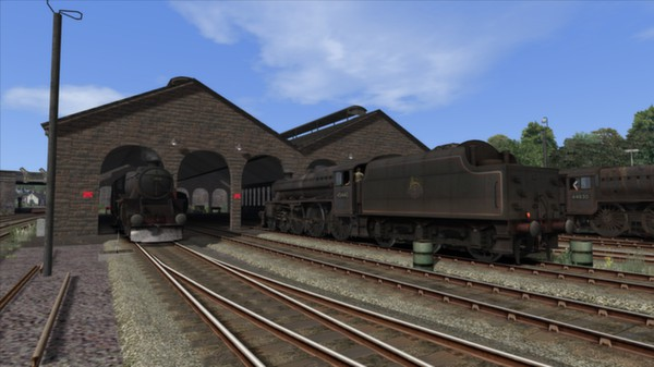 Train Simulator: Western Lines of Scotland Route Add-On (DLC)