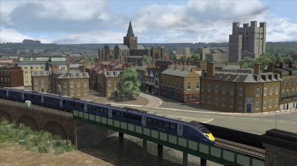 Train Simulator: London-Faversham High Speed Route Add-On (DLC)
