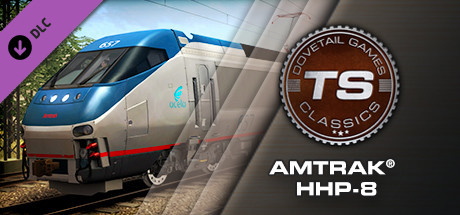 Купить Train Simulator: Amtrak HHP-8 Loco Add-On (DLC)