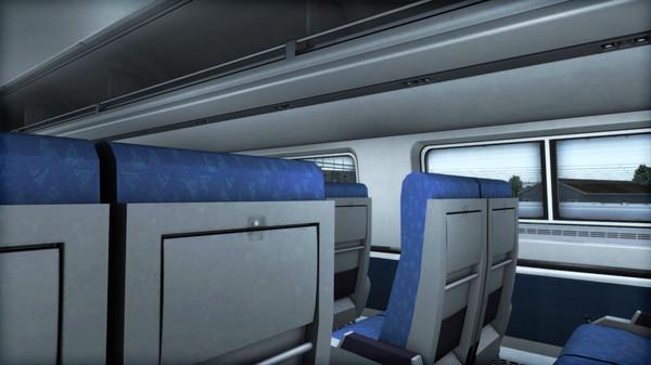 скриншот Amtrak HHP-8 Loco Add-On 3