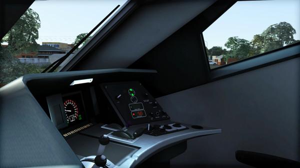 скриншот Amtrak HHP-8 Loco Add-On 1