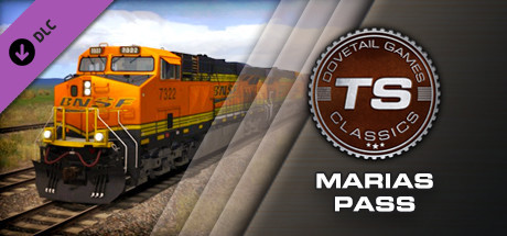 Train Simulator: Marias Pass Route Add-On on Steam
