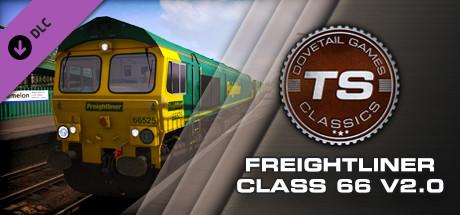 Купить Train Simulator: Freightliner Class 66 v2.0 Loco Add-On (DLC)