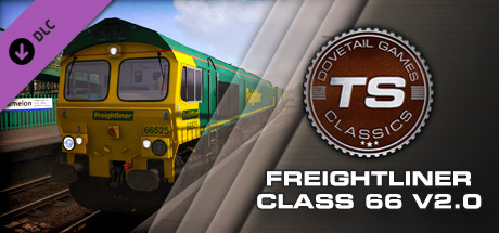 Freightliner Class 66 v2.0 Loco Add-On