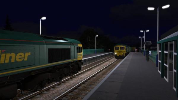 Train Simulator: Freightliner Class 66 v2.0 Loco Add-On (DLC)