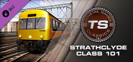 Купить Train Simulator: Strathclyde Class 101 DMU Add-On (DLC)