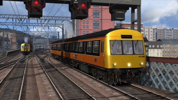 Train Simulator: Strathclyde Class 101 DMU Add-On (DLC)