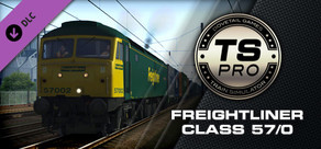 Train Simulator: Freightliner Class 57/0 Loco Add-On