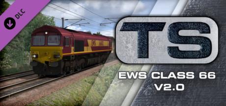 EWS Class 66 v2.0 Loco Add-On