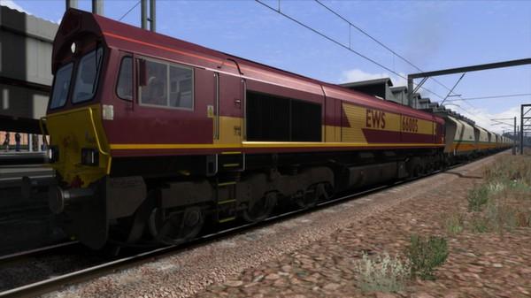 скриншот EWS Class 66 v2.0 Loco Add-On 1