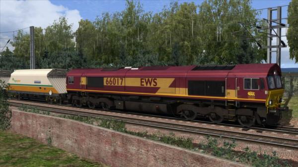 скриншот EWS Class 66 v2.0 Loco Add-On 5