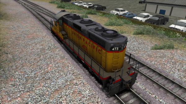 скриншот GP20 Union Pacific Add-on Livery 4