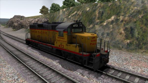 скриншот GP20 Union Pacific Add-on Livery 3