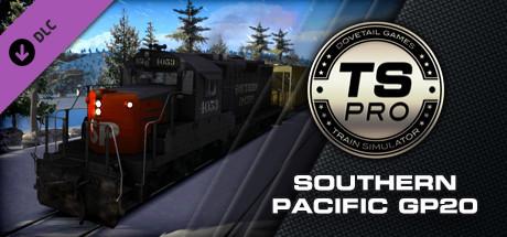 Купить Train Simulator: Southern Pacific GP20 Loco Add-On (DLC)