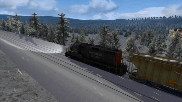 Train Simulator: Southern Pacific GP20 Loco Add-On (DLC)