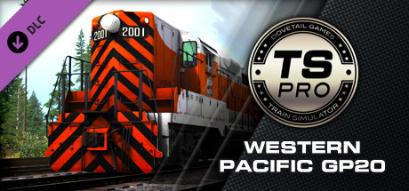 Train Simulator: Western Pacific GP20 High Nose Loco Add-On