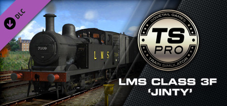 Train Simulator: LMS Class 3F 'Jinty' Loco Add-On