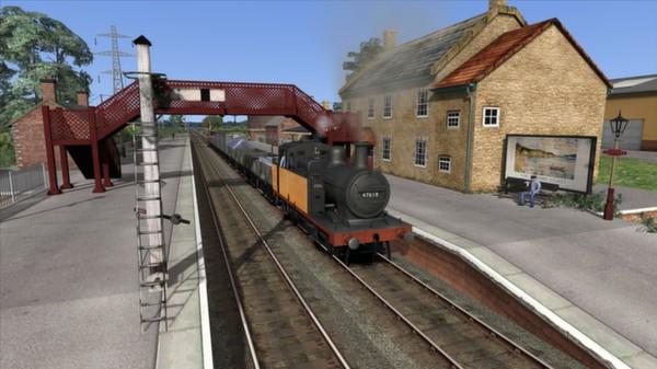 Train Simulator: LMS Class 3F 'Jinty' Loco Add-On (DLC)