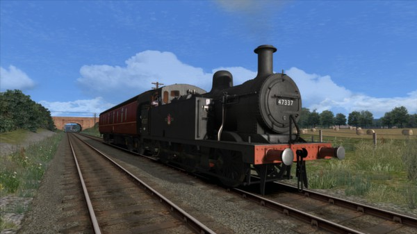 Train Simulator: LMS Class 3F 'Jinty' Loco Add-On (DLC)