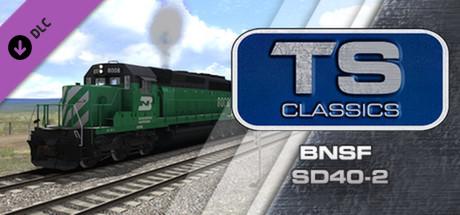 BNSF SD40-2 Loco Add-On