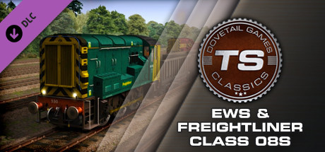 EWS & Freightliner Class 08s Loco Add-On