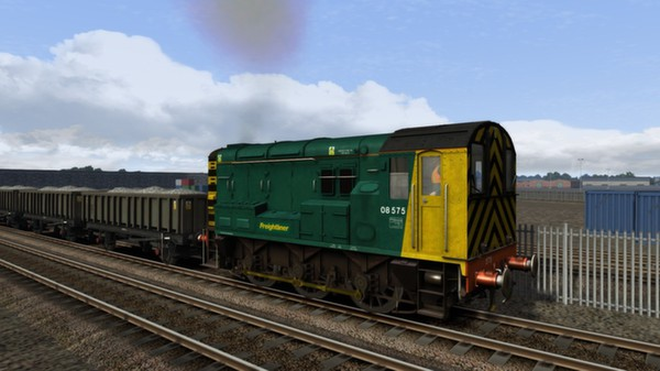 скриншот EWS & Freightliner Class 08s Loco Add-On 4