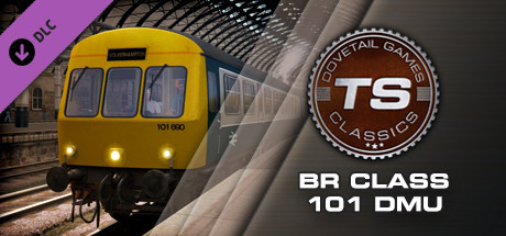 Train Simulator: BR Class 101 DMU Add-On