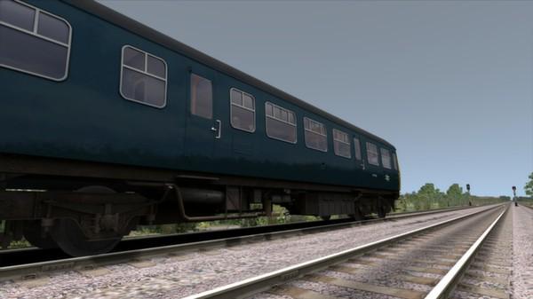 скриншот BR Class 101 DMU Add-On 5