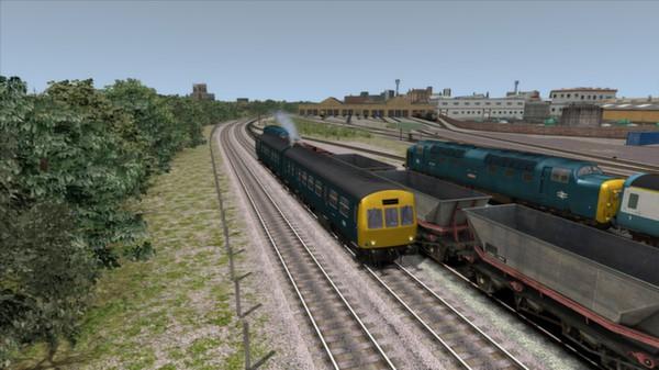 скриншот BR Class 101 DMU Add-On 3