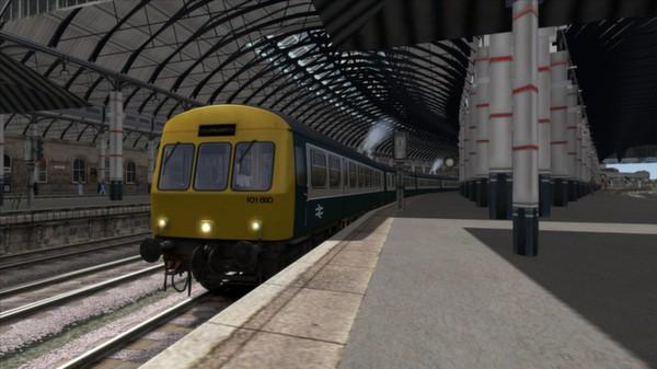 скриншот BR Class 101 DMU Add-On 0