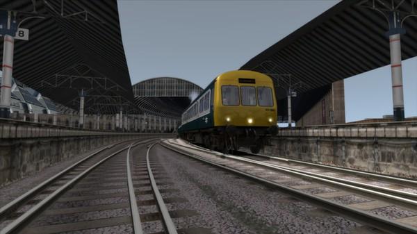 Train Simulator: BR Class 101 DMU Add-On (DLC)