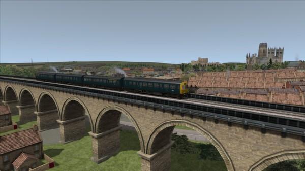 скриншот BR Class 101 DMU Add-On 1