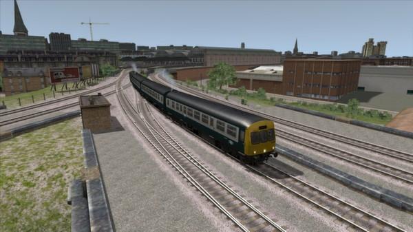 скриншот BR Class 101 DMU Add-On 4