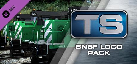 BNSF GP38-2 Loco Add-On