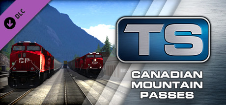 Train Simulator: Canadian Mountain Passes: Revelstoke-Lake Louise