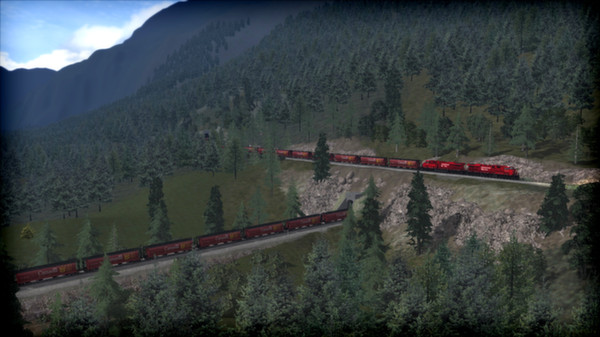 скриншот Canadian Mountain Passes: Revelstoke-Lake Louise 0