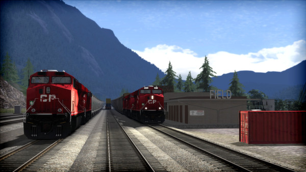 Train Simulator: Canadian Mountain Passes: Revelstoke-Lake Louise (DLC)