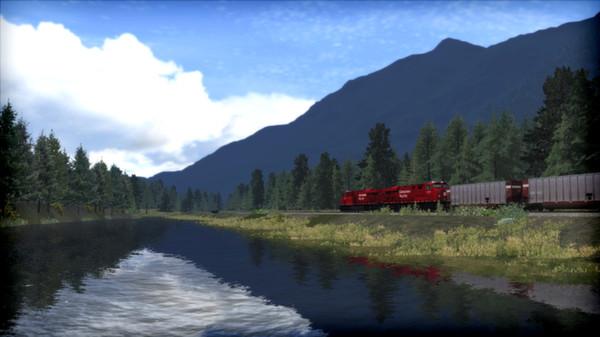 скриншот Canadian Mountain Passes: Revelstoke-Lake Louise 3