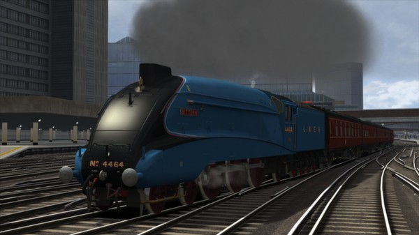 Train Simulator: Class A4 Pacifics Loco Add-On (DLC)