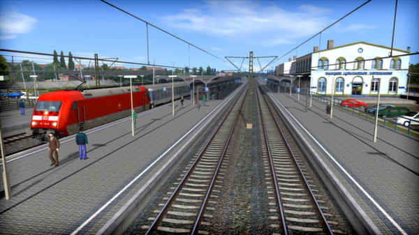 Train Simulator: Berlin-Wittenberg Route Add-On (DLC)