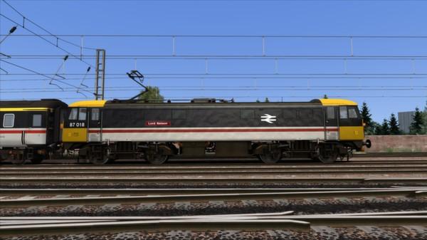 Train Simulator: BR Class 87 Loco Add-On (DLC)