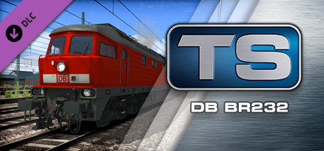 Train Simulator: DB BR232 Loco Add-On