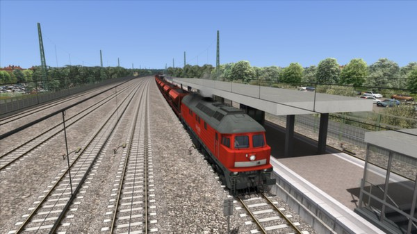 Train Simulator: DB BR232 Loco Add-On (DLC)